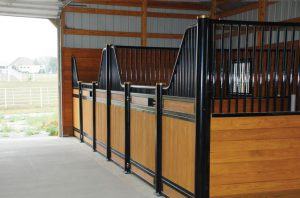 vented stall dividers best horse stalls