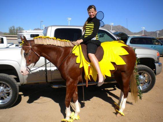 Horse Halloween Idea