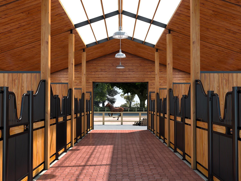 Equestrian Facility Design